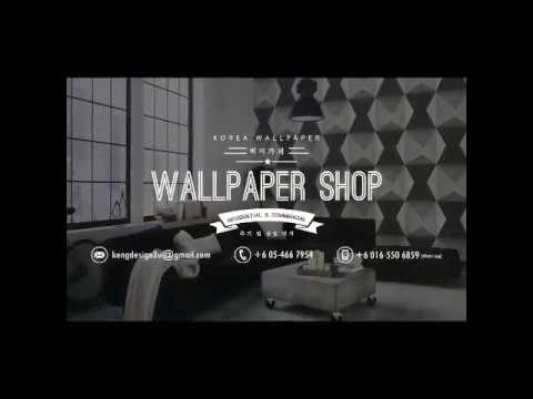 Johor Bahru Korea Wallpaper Shop Residential Commercial Company In