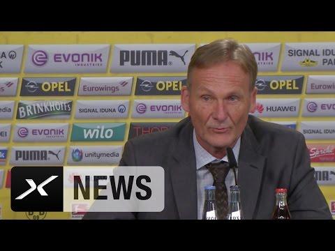 BVB-Boss Hans-Joachim Watzke zerlegt Swansea City | Borussia Dortmund
