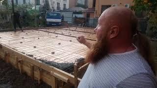 Геленджик Фундамент для дома из Арболит Блока