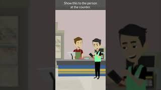 Dunzo COD app flow