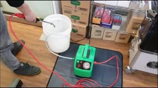 가정용에어컨청소장비