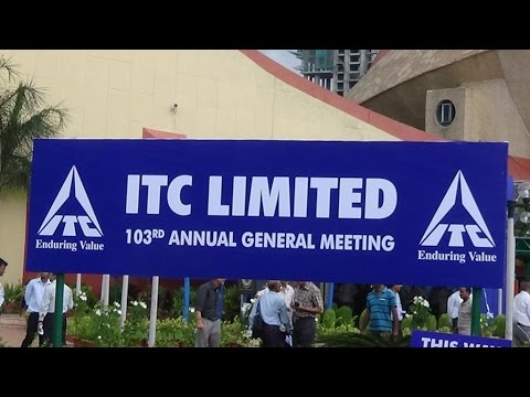 ITC AGM Video - Misbehavior With Shareholders and Entry Denied To 103rd AGM 2014