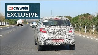 Tata Tiago facelift spied once again undergoing high speed test | CAR NEWS 2019