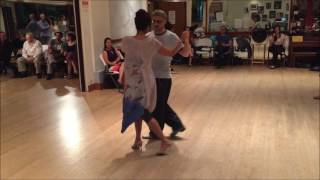 Tango Lesson: Space Holds