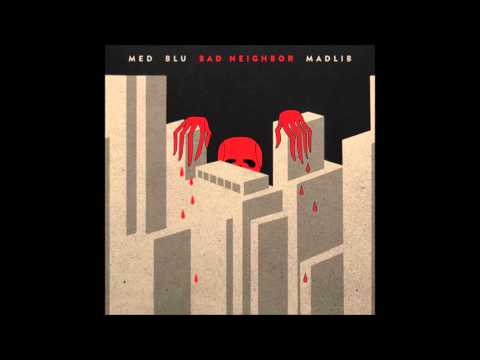 Mix - MED x Blu x Madlib - Burgundy Whip (feat Jimetta Rose)