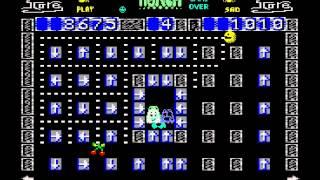 C64 Game - Munch