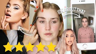 GOING TO THE BEST REVIEWED MAKEUP ARTIST IN LONDON! W/ Blair Walnuts!