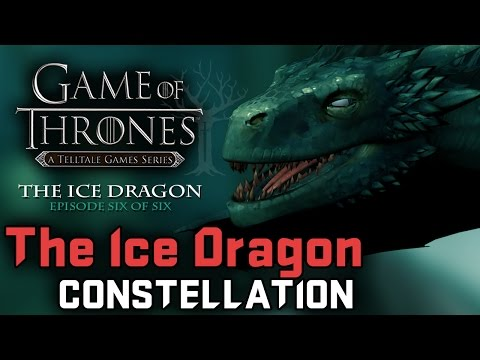 """Game of Thrones Episode 6 """"The Ice Dragon"""" Discussion - What's The Ice Dragon?  """