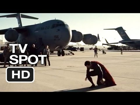 Man of Steel TV SPOT #14 (2013) - Henry Cavill Superman Movie HD