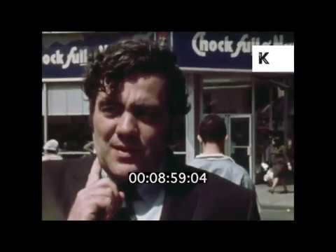 1969 Norman Mailer and Jimmy Breslin Campaign for Mayor | Kinolibrary