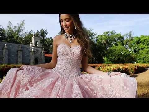 842e5ff74 Princesa by Ariana Vara - Spring 2019 Collections - YouTube