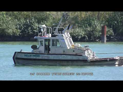 PACIFIC tugboat NELLIE IRENE