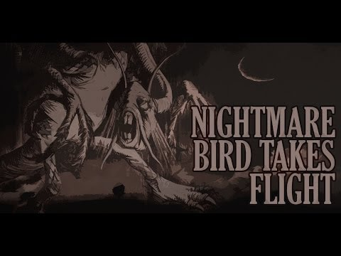 NIGHTMARE BIRD TAKES FLIGHT | Halloween Scary Stories + Creepypastas | Chilling Tales