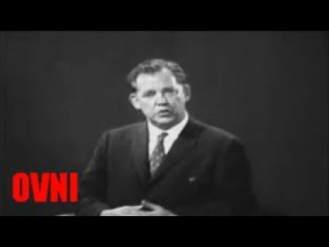 Van tassel 1964 interview on UFO's and time travel