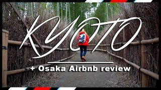 Gambar cover KYOTO + Osaka AirBNB review