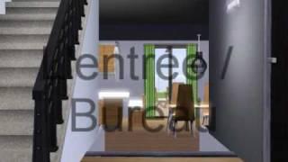 Maison design - sims 3