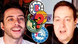 ¿QUIÉN VA A GANAR LA NBA ESTE AÑO? Daimiel y Jordi Wild dan sus favoritos