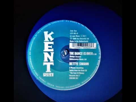 Bettye Swann ...  The dance is over.