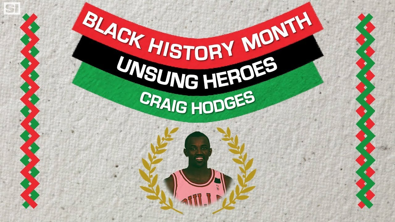 Sharpshooter Craig Hodges was blackballed for his comments | Series_Title