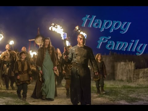Vikings || Happy Family (Collab TWD LM)