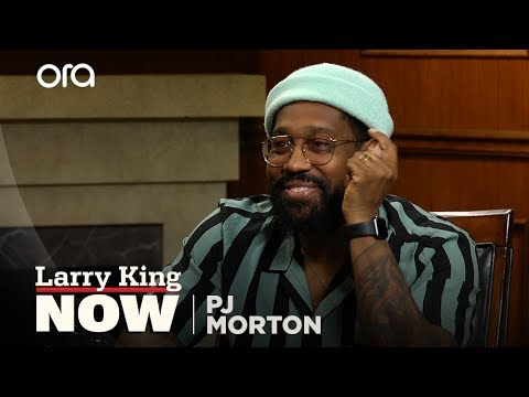 """PJ Morton: Evangelical support for Trump """"very disappointing"""""""