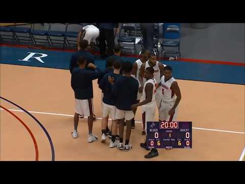 Brookdale Jersey Blues Men's Basketball vs Community College of Philadelphia