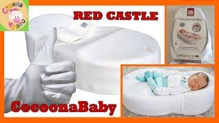 Обзор Кокон беби для новорожденных и его секрет. cocoonababy red castle