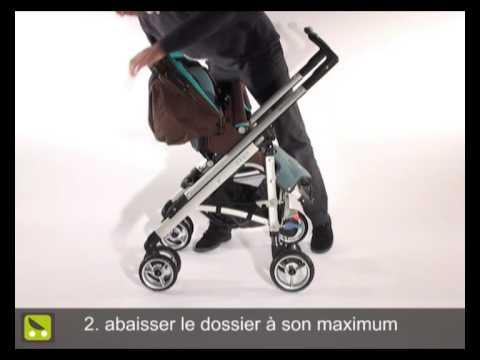 Poussette magazine le pliage de la poussette b b - Bebe confort loola accesorios ...