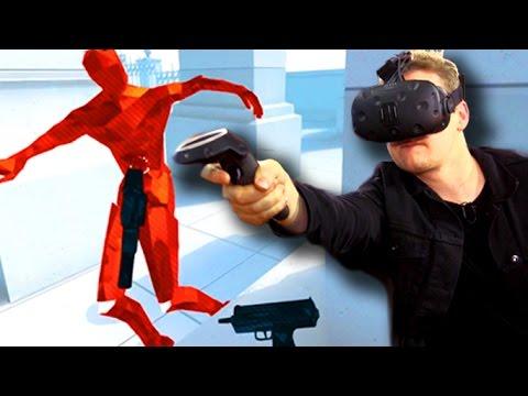 VR SUPERHOT - Dodge This