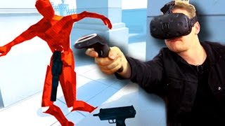 Repeat youtube video VR SUPERHOT - Dodge This