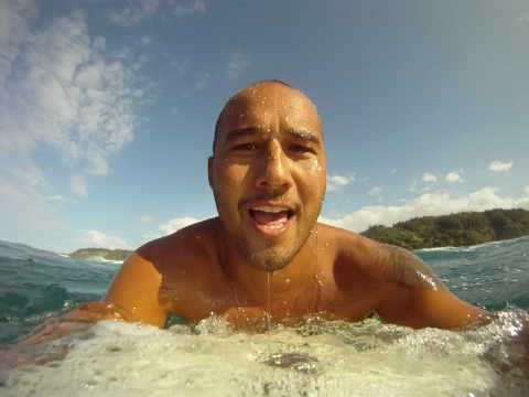 GoPro HD Fred Patacchia surf in Hawaii