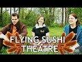 Interview mit dem Flying Sushi Theatre