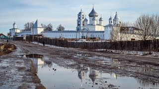 Никитский Монастырь. г.Переславль-Залесский 2015г.(21 февраля 2015г.