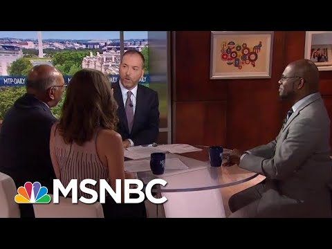 No American Cop On The Beat As World Is In Turmoil   MTP Daily   MSNBC