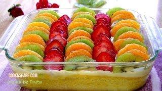 Crema De Fruta