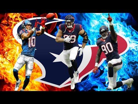 "Houston Texans Hype Up 2017 ||""Till I Collapse""||"