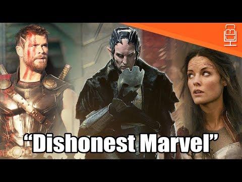 Thor TDW Actor Slams Marvel & Disney calls them Dishonest