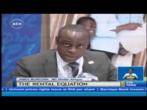 Real estate investment firm shelter Afrique are churn out more rental units