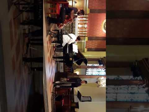 Pegasus Opera Company Denise Hector - Mezzo - Rehearsal at Actors' Church - St Paul's Church