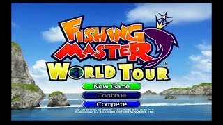 Fishing Master Wii - An Hour Of AWESOME Fishing !?