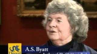 episode 102 - A. S. Byatt - part 01