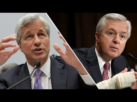 How Wells Fargo's CEO Makes JP Morgan Look Better | Fortune