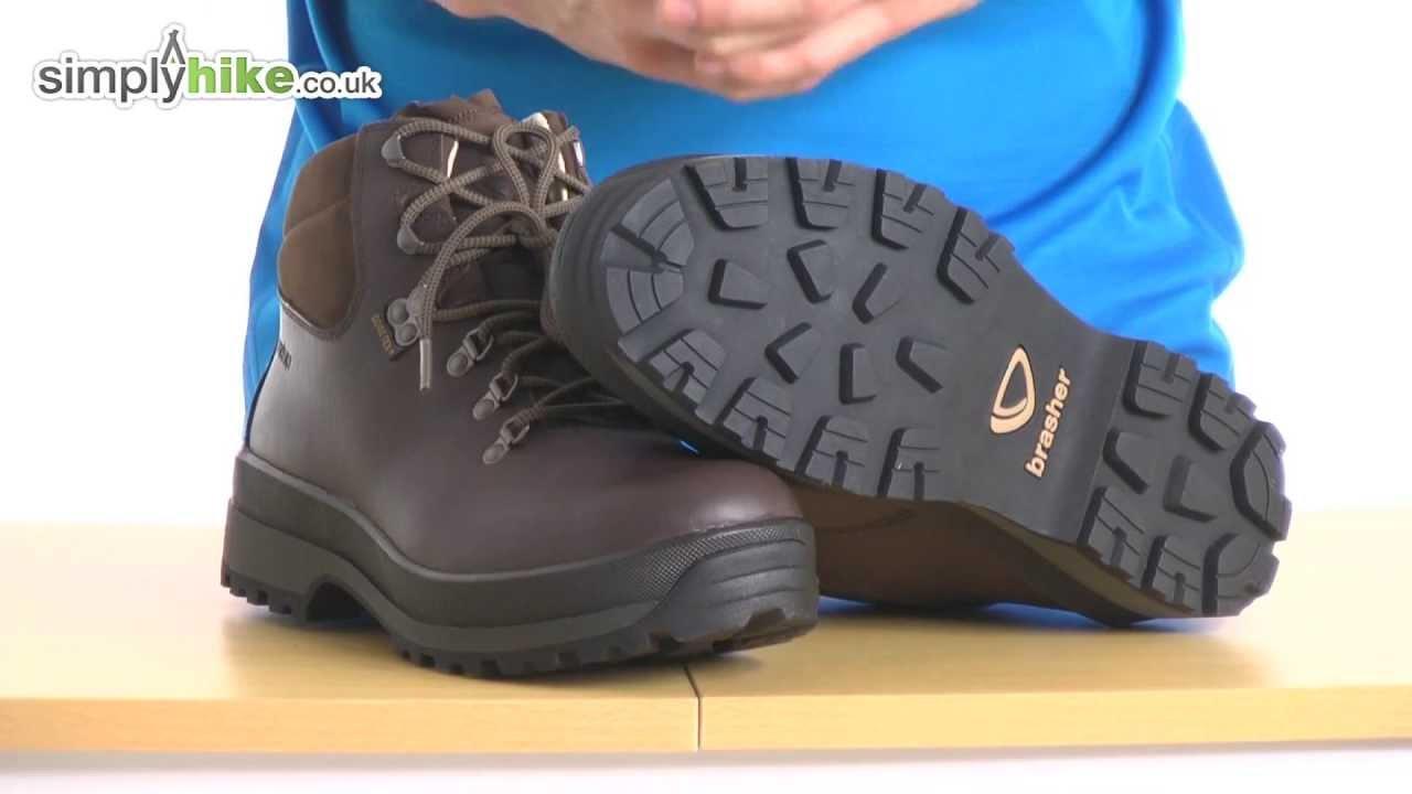 eaa656139a4 Brasher Mens Hillmaster II GTX Walking Boot - www.simplyhike.co.uk
