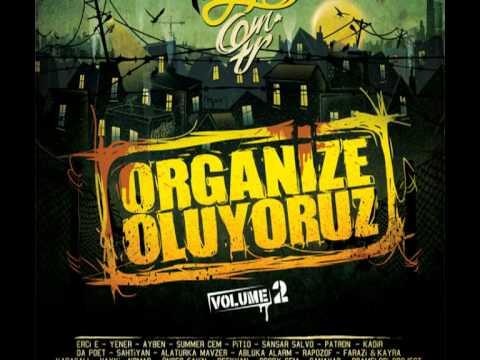 Pit10 & Sansar Salvo - Kasımpatı (Organize Oluyoruz Vol.2) (2012)