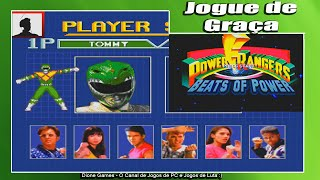 Power Rangers Beats of Power - Jogue de Graça #05