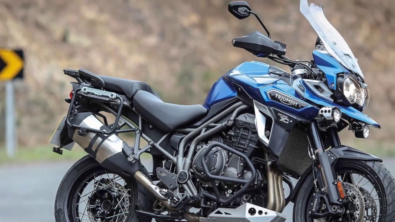 Triumph Tiger Explorer 1200 Price And Specs India