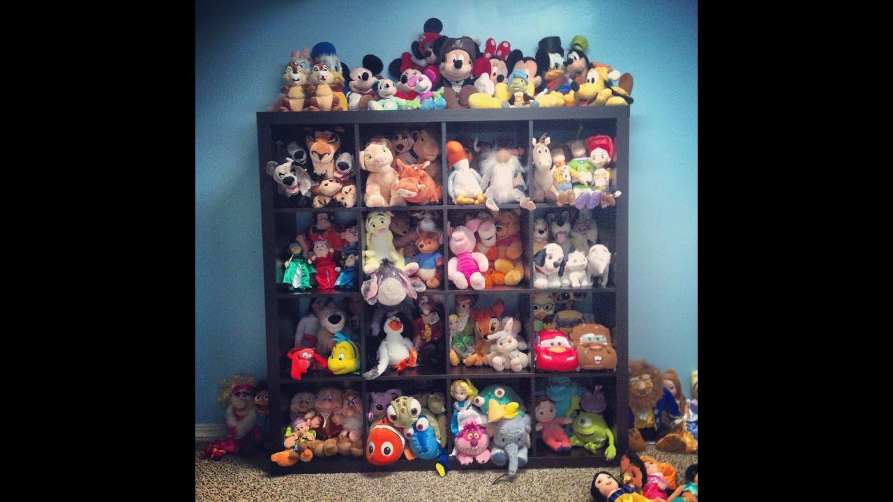 Disney Plush Collection Youtube