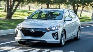 Hyundai Ioniq Electric 2018 Car Review