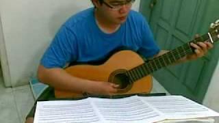Mama Hao 妈妈好 Classic Guitar Solo