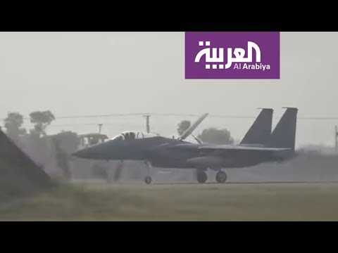 السعودية تشارك بـ 6 طائرات في تمرين مركز التفوق في باكستان